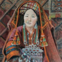 Central Asian rugs and textiles published by Prestel