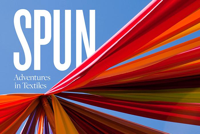 SPUN exhibition at the Denver Art Museum