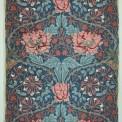 [09] William Morris, Dekorstoff Honeysuckle