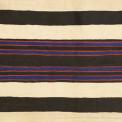 Navajo Classic Man's Wearing Blanket crop