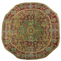Lot-1-round-Ottoman-Cairene-carpet