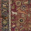 Lot-23,-Mughal-hunting-carpet-crop