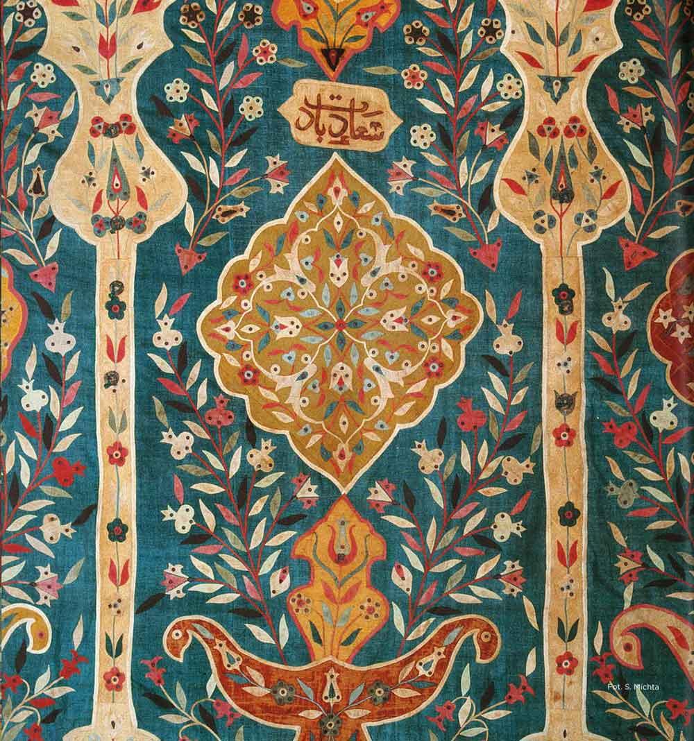 London Antique Rug Textile Art Fair: An Ottoman Tent In Wawel Royal Castle