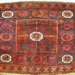Baluch khorjin face, 85 x 66cm