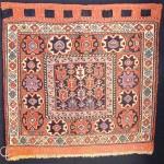 Shahsavan sumakh bag, 0.59 x 0.58cm, late 19th century