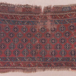 Afshar bag face, southwest Persia, 19th century, 90 x 67cm
