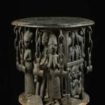 Yoruba ritual platform