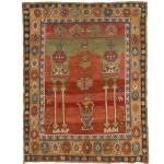 Konya prayer rug, central Anatolia, 18th century, 150 x 121cm
