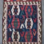 Shahsavan kilim bag, Nortwest Persia