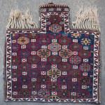 Shahsavan namakdan (salt) bag, Northwest Persia