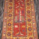 Melas prayer rug, west Anatolia, 19th century. Ali Aydin, Istanbul