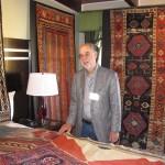 Californian collector Harry Greenburg talks to Mark Berkovitch