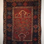 West Anatolian Bellini prayer rug, 19th century. Dewitt Mallary, New York