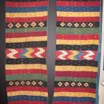 Pair of Zoastrian trouser panels, Iran, 19th century. Dewitt Mallary, New York