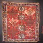 Tree Kazak carpet, southwest Caucasus, 19th century. James Cohen, London