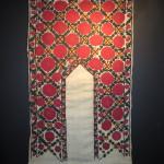 Nim suzani, Tashkent (?), Uzbekistan, 19th century Ali Aydin