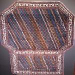 Khamseh (?) saddle rug, southwest Persia, 19th century. Peter Pap, San Francisco