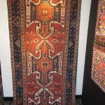 East Anatolian  long rug, 19th century. Peter Pap, San Francisco