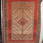 Qashqa'i rug, southwest Persia, 19th century, Mark Santos, Portland