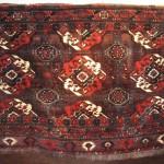 Arabatchi Turkmen chuval, 19th century. Udo Langauer, Vienna