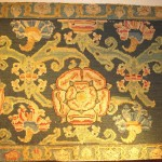 European embroidery fragment, 16th-17th century. Ulrike Montigel, Stuttgart