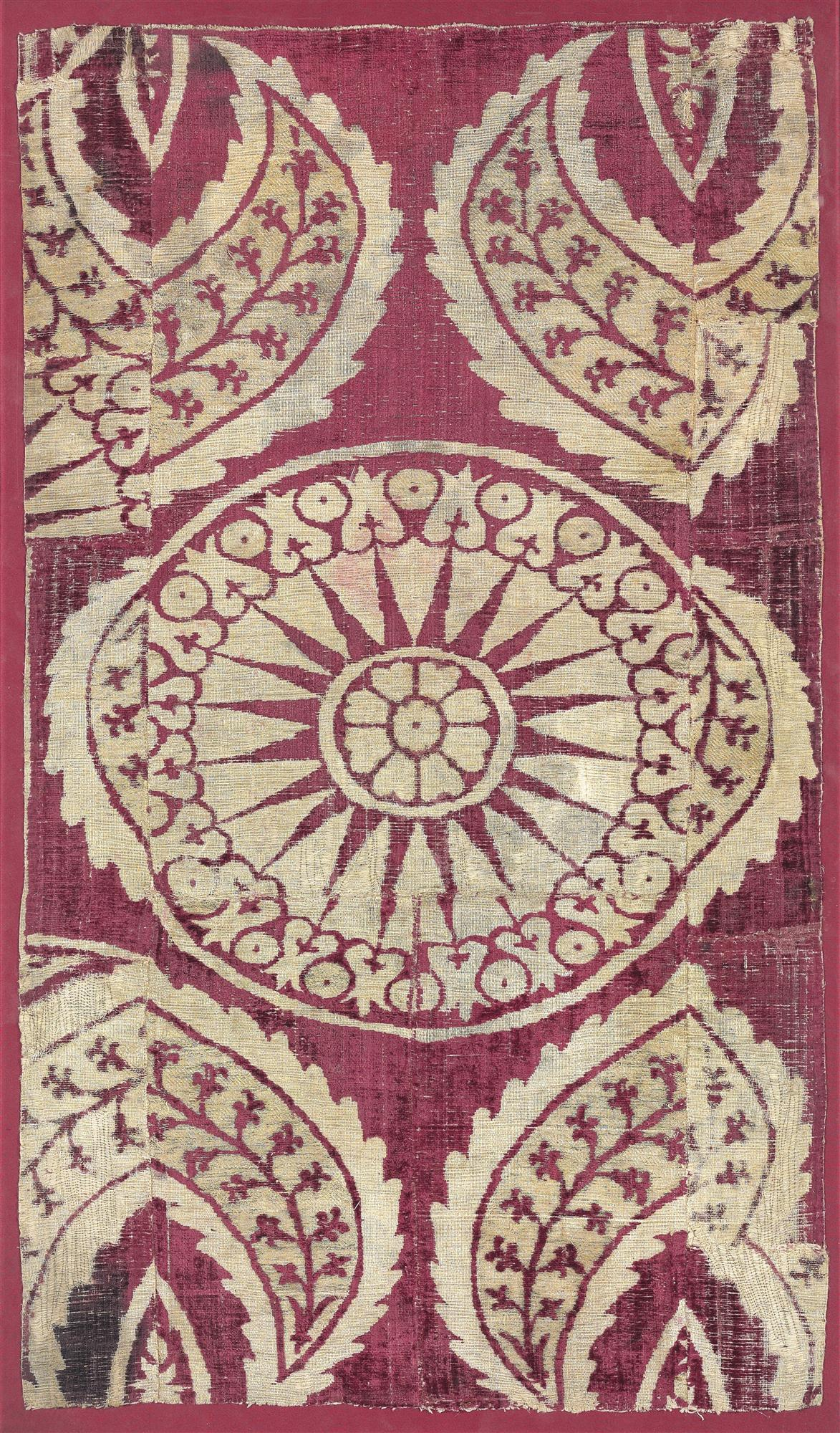 1000 Images About Ottoman Textile On Pinterest