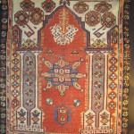 West Anatolian village prayer rug, 19th century