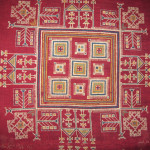 Indian embroidery, Owen Parry