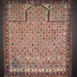 DeWitt Mallary, ultra-fine NE Caucasian prayer rug