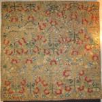 Epirus embroidery, Greek Islands, Ottoman empire, 18th century, Gallery Arabesque, Stuttgart