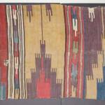 Cappadocian kilim fragment, ca. 1800