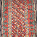 Small south Caucasian rug, 19the century