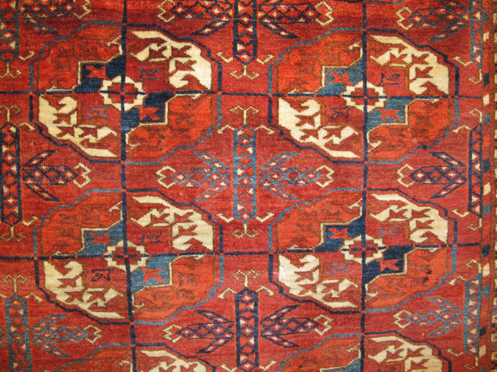 Tekke Turkmen Main Carpet Christopher Amp Angela Legge Hali