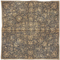Batik cloth, Java. Cotton, natural dyes. Approx. 40in (101.6cm) square. Estimate $800 – 1,200 (two in lot)