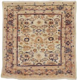 Lot 296, Ziegler carpet, west Persia, 19th century. Estimate $8,000-12,000