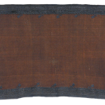 "Embroidered Manta, Zuni, wool, 45 x 33"" Lot 34, estimate $25,000 - 35,000"