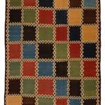 QASHQA'I KILIM - CIRCA 1870 - Size  317 x 158 cm