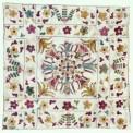 Rumal Embroidery, India, 19th century, Galerie Arabesque