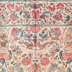 Lot 94 (detail). CHINTZ PALAMPORE, COROMANDEL COAST, INDIA, CIRCA 1720. EST. £15,000 - £20,000