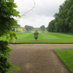 The gardens at Boughton House, Northamptonshire
