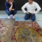 Dr Moya Carey, Curator for the Iranian Collections at the V&A and Ben Evans, HALI discuss two Cairene fragments, Egypt