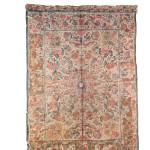 Arts & Textiles of the Islamic and Indian Worlds Lot 77 A FINE CHINTZ PALAMPORE, COROMANDEL COAST, INDIA, CIRCA 1720 Estimate £1000-15000