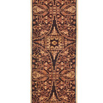Arts & Textiles of the Islamic and Indian Worlds Lot 137 A DOUBLE IKAT TEXTILE PANEL, INDONESIA, 19TH CENTURY Estimate £800-1200