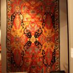 Arabesque, Armenian carpet