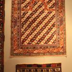 Herbert Bieler - Shirvan Prayer rug