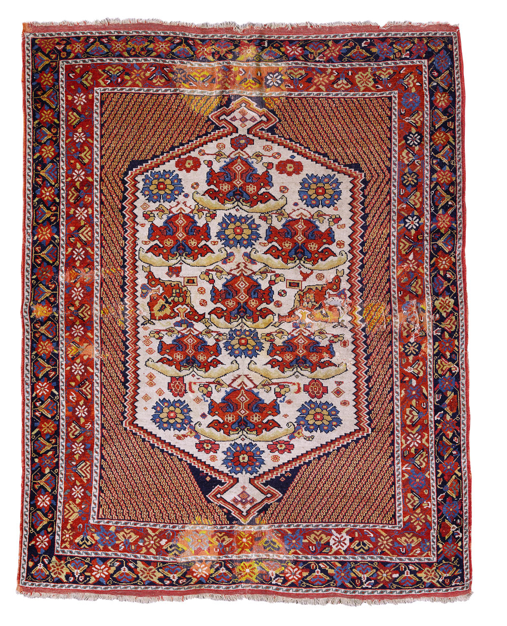 Rugs And Textiles In Sotheby S London Islamic Sale Hali