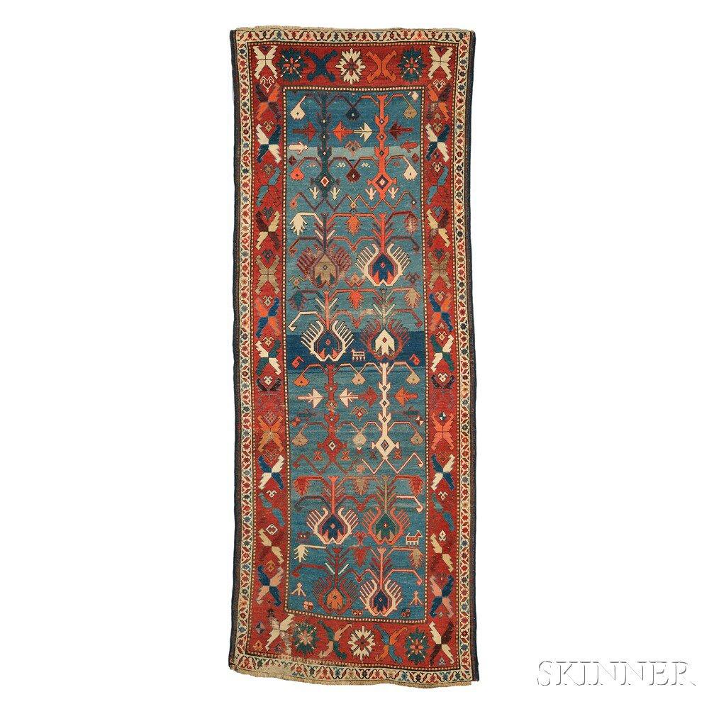 Northwest Persian Long Rug. Estimate $2,000 2,500