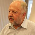Helmut Eberhart, President of the TKF