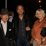 Edgard Hamalian, Jeff Nadrich, and Bethany Mendenhall