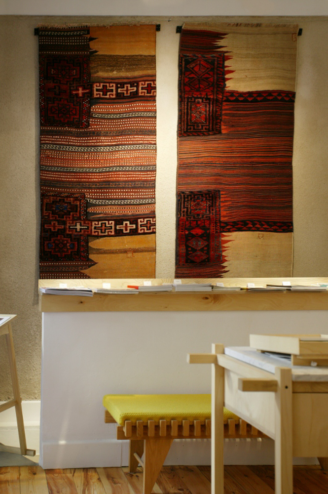 Tribal Textiles Meet Modern Design In Madrid